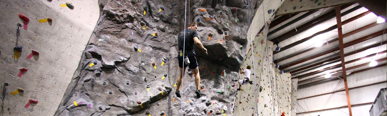 rock climbing specials