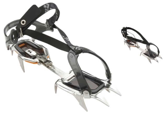 Crampons from Black Diamond