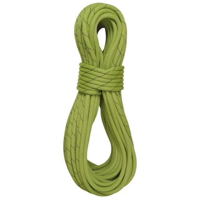 Edelrid Boa DuoTex 9.8mm Rope – 60 M – Oasis top rope