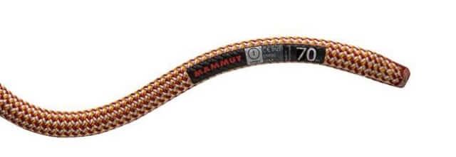 Mammut 10.0 Galaxy Classic top rope