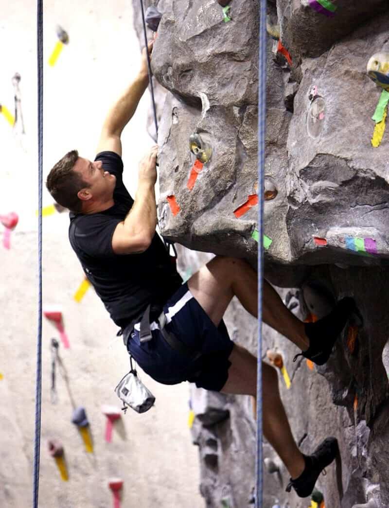 Kendall Cliffs Indoor Rock Gym